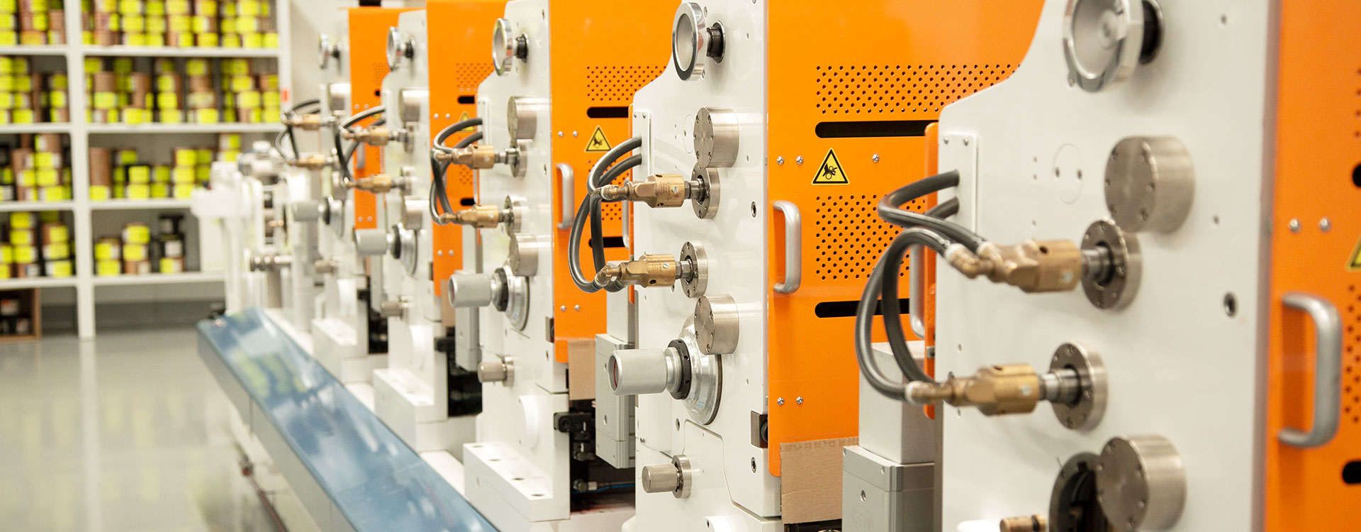 Empresa de fabricación de etiquetas autoadhesivas