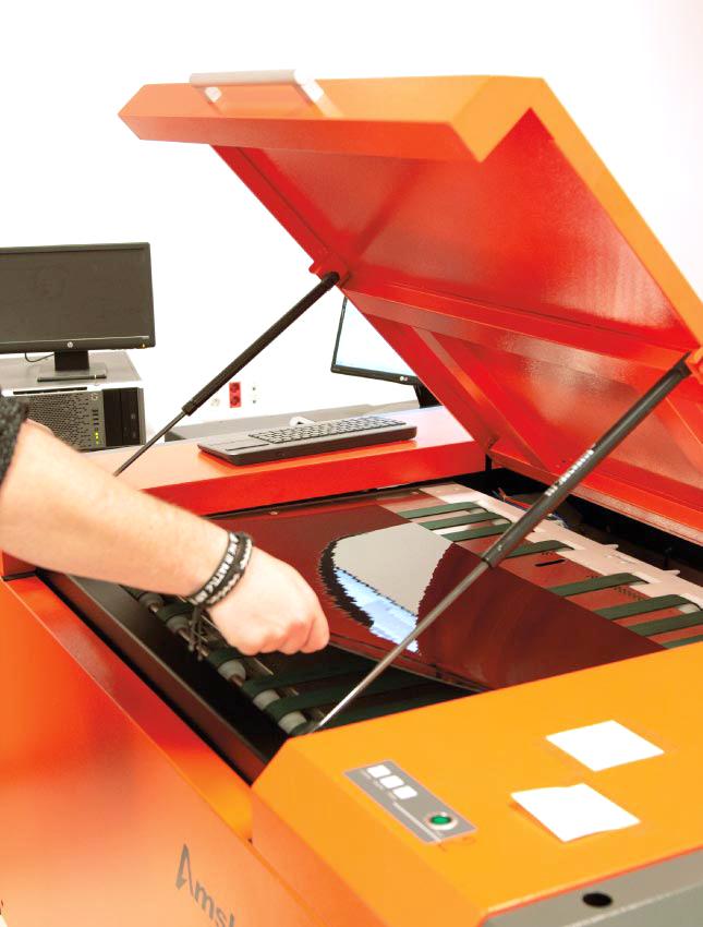 Diferentes tecnologías de impresión para fabricar etiquetas autoadhesivas